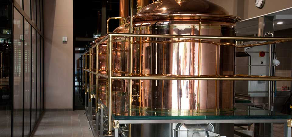Cuves  de brasseries